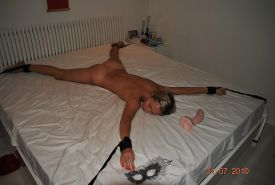 Tied to the Bed #16841090
