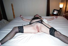 Tied to the Bed #16841113