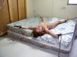 Tied to the Bed #16841176
