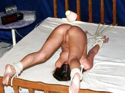 Tied to the Bed #16841194