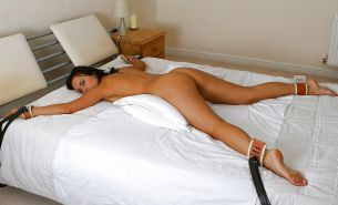 Tied to the Bed #16841222