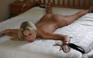 Tied to the Bed #16841229
