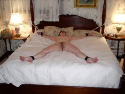Tied to the Bed #16841354