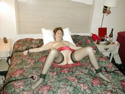 Tied to the Bed #16841419