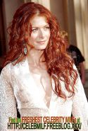 Debra Messing See-Thru 2
