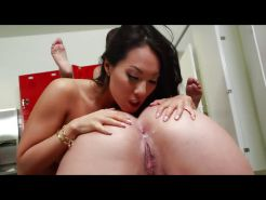 Lesbian anal action #11320091