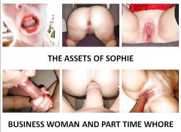The Best of Exposed Dutch Business Woman Sophie
