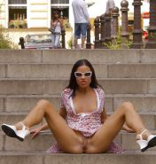 PUBLIC NUDITY FLASHING #3861301