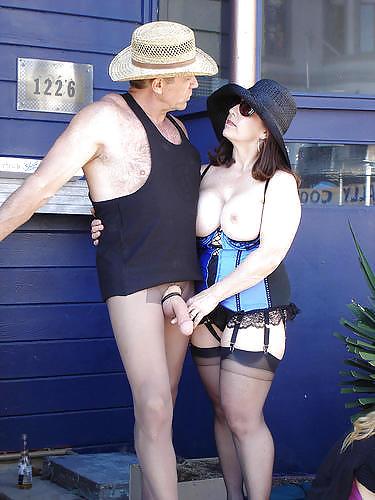 Women and cock in public (CFNM fun) Porn Pics #15498705