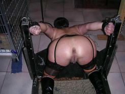 Pain pleasure sexslaves bdsm tied up taped up whipped 4 #12982404