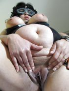 BBW, Matures and big pussy lips collection V #8590548