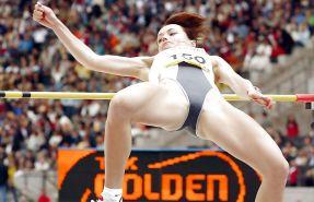 Sport Mädchen Kamelzehe