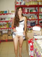 Flashing in Stores PUBLIC NUDITY