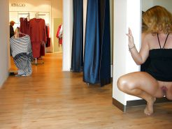 Flashing in Stores PUBLIC NUDITY #7124697