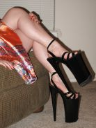 Sexy Heels and Red Toes III (Please Comment)