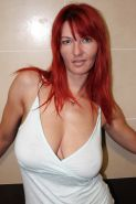 Red Head MILF With Big Tits And Ass by DarKKo Porn Pics #15300600
