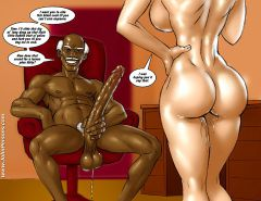 Cartoons Cuckold wife(2)