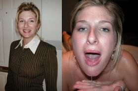 BEFORE & AFTER FACIALS: TEENS & MILFS