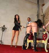 Bdsm party for housewifes