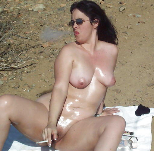 Beautiful Day At The Nude Beach 35 by Voyeur TROC Porn Pics #21280027