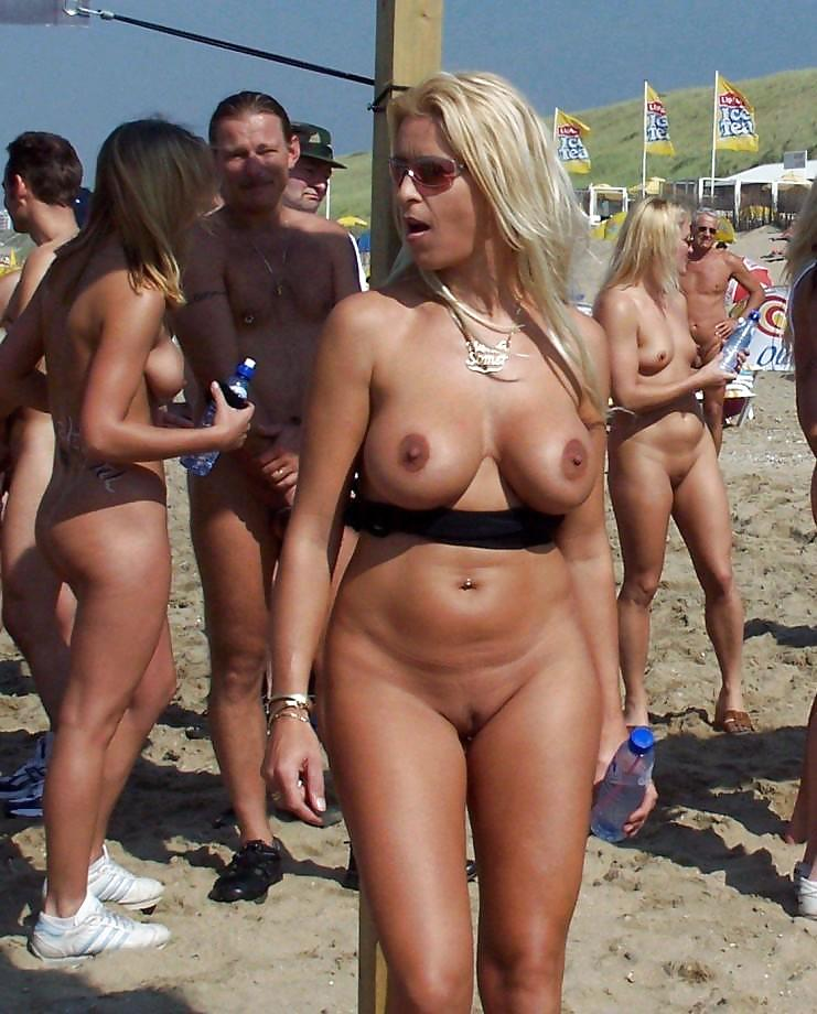 Beautiful Day At The Nude Beach 35 by Voyeur TROC Porn Pics #21280072
