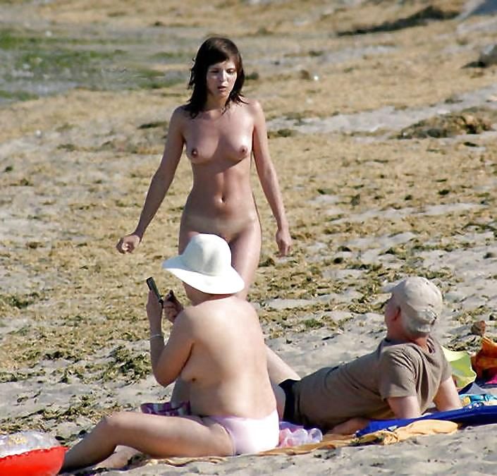 Beautiful Day At The Nude Beach 35 by Voyeur TROC Porn Pics #21280090