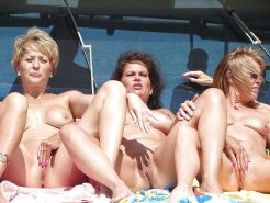 Beautiful Day At The Nude Beach 35 by Voyeur TROC #21279757
