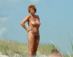 Beautiful Day At The Nude Beach 35 by Voyeur TROC #21279907