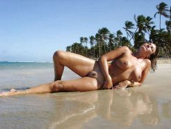 Beautiful Day At The Nude Beach 35 by Voyeur TROC #21279926