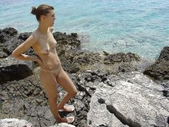 Beautiful Day At The Nude Beach 35 by Voyeur TROC #21279982