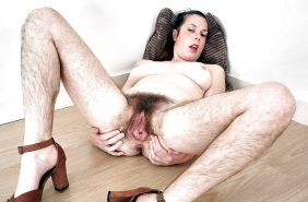 Very Hairy Babes By TROC #16561682
