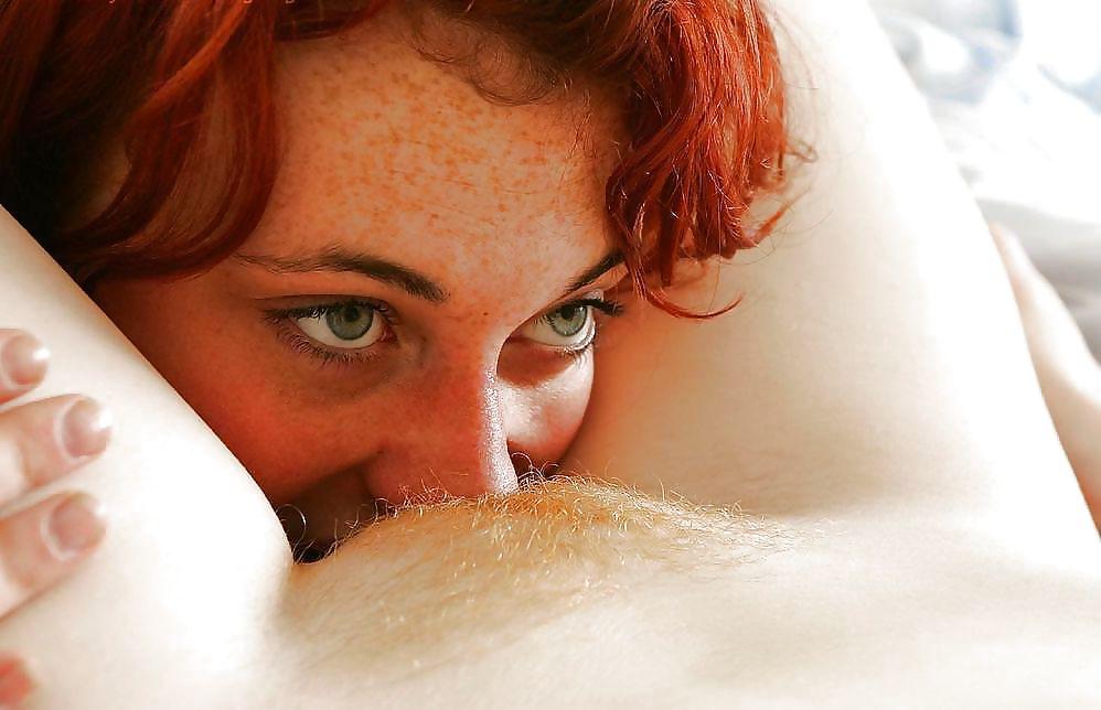 Hairy redhead Porn Pics #2410341