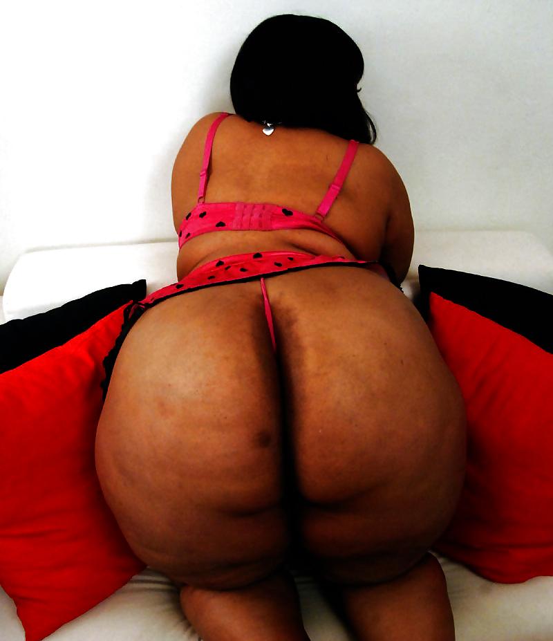 Gros Black BBW Culs for anal sex. #9034350
