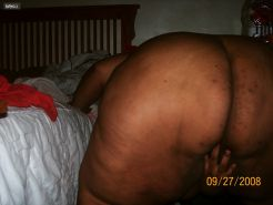 Gros Black BBW Culs for anal sex. #9034532