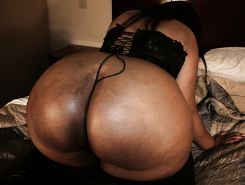 Gros Black BBW Culs for anal sex. #9034784