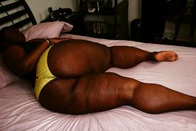 Gros Black BBW Culs for anal sex. #9034845