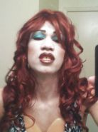 Red Haired Crossdressing