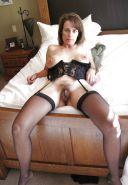 Stocking mature 4 #15361472