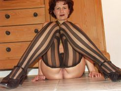 Stocking mature 4 #15361599