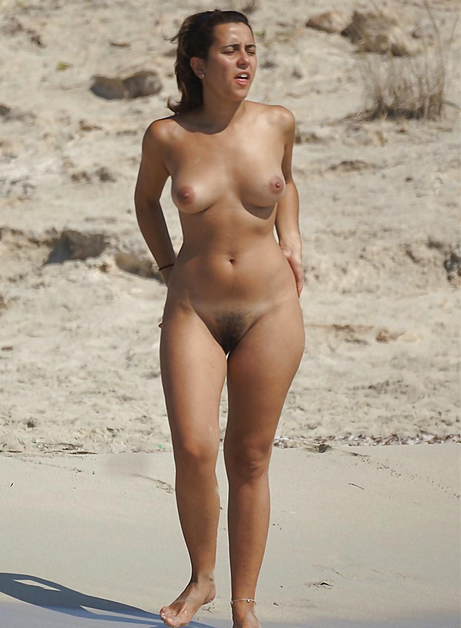 Hairy Beach Pussies Porn Pics #2771541