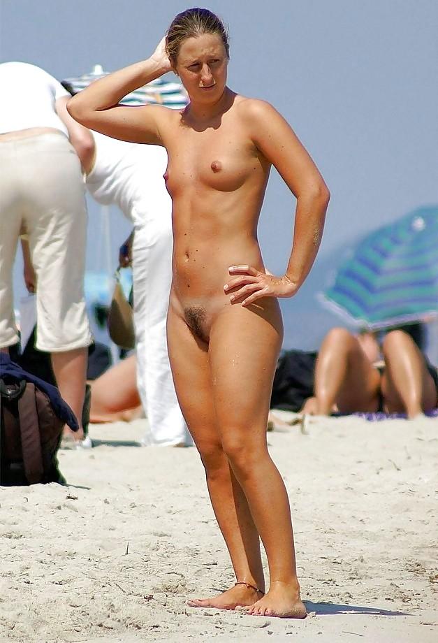 Hairy Beach Pussies Porn Pics #2771630
