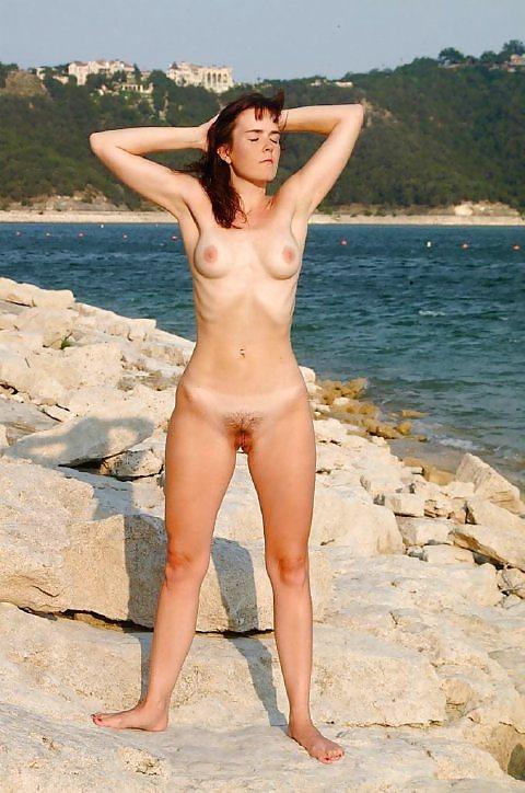 Hairy Beach Pussies Porn Pics #2771913