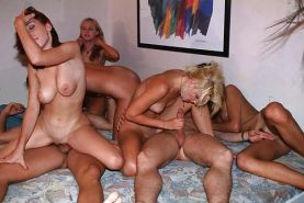 Good Hot Homemade Group Sex Mix
