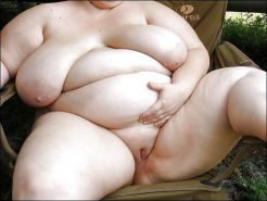 BBW Naked and Fucking