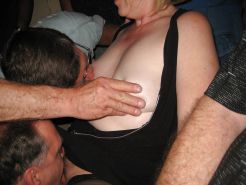 Horny Wife At Adult Theater Porn Pics #11920891