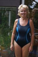 Mature and Grannies clothed swimsuits and lingerie 2  #11049213