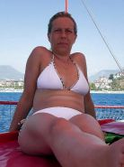 Mature and Grannies clothed swimsuits and lingerie 2  #11049588
