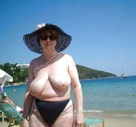 Mature and Grannies clothed swimsuits and lingerie 2  #11049654