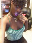 Horny black girls from badoo