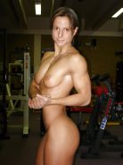 Hardbodied, athletic, muscled girl 01